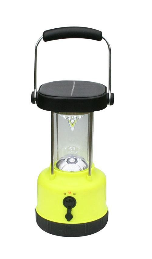 this light does so much you would think it was bigger this solar powered lantern - Battery Operated Lanterns