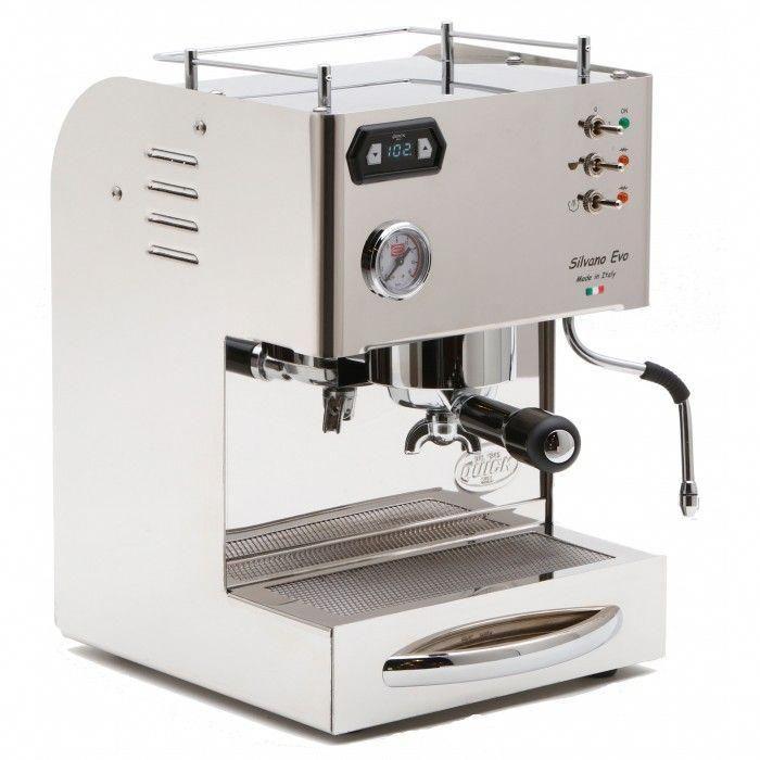 Quick Mill Silvano Evo Espresso Machine With Pid 1st In Coffee Italiancoffee