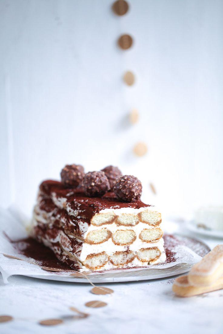 Tiramisu Semifreddo – mein Eis Dessert zu Weihnachten