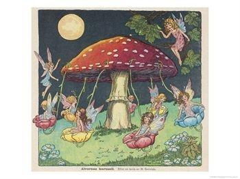 fairies at a play