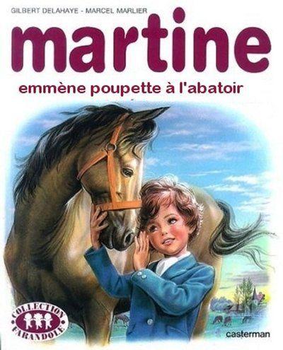 Top 30 des détournements de «Martine», la parodie qui ne vieillit pas