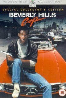 Beverly Hills Cop (1984)  A freewheeling Detroit cop pursuing a murder investigation finds himself dealing with the very different culture of Beverly Hills.