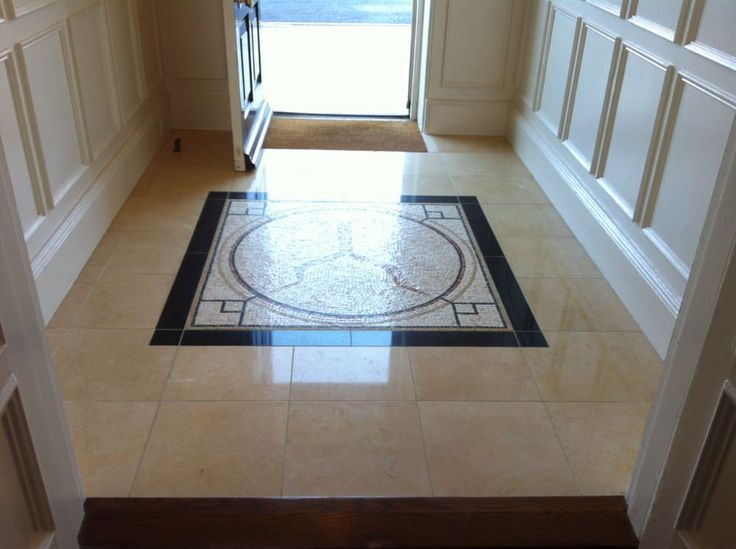 Marble Mosaic Floor Polishing Weybridge Surrey