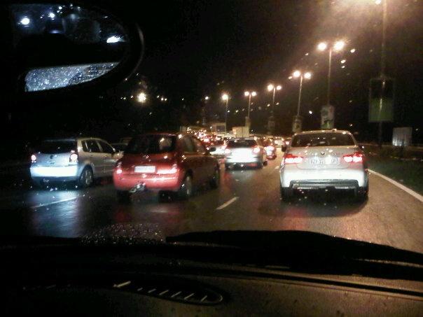 Joburg traffic