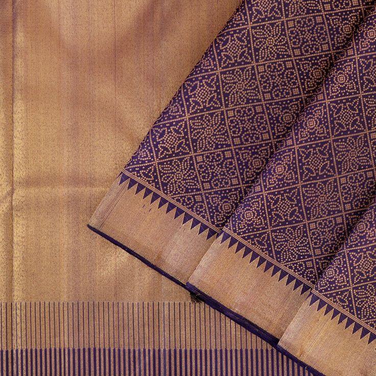 Kanakavalli Kanjivaram Silk Sari 120-01-28990