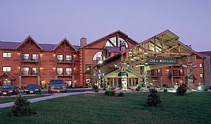 Great Wolf Lodge- We love mini vacations to the Great Wolf Lodge!!