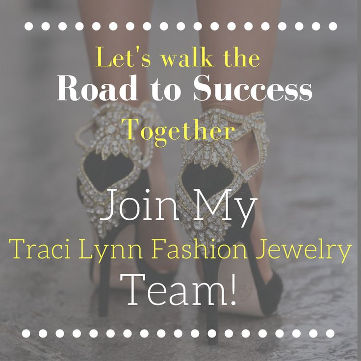 Join my Traci Lynn Fashion Jewelry Team!