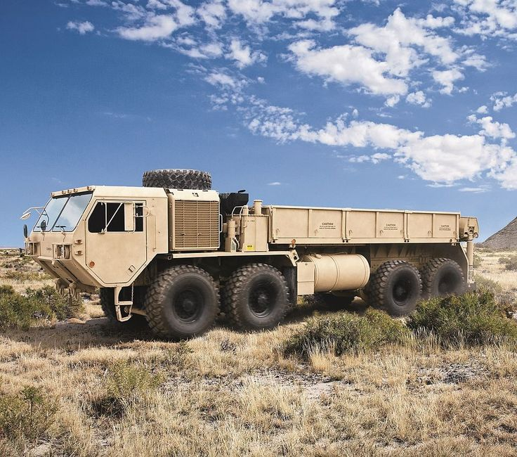 HEMTT M977A4 Cargo with A-kit cab - Heavy Expanded Mobility Tactical Truck - Wikipedia, the free encyclopedia