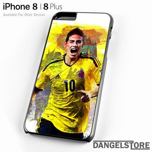 james rodriguez football player For iPhone 8   8 Plus Case