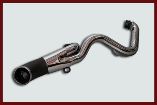 Indian - Race Tech Series Scout Performance Exhaust 2014 To Present - John Shope's Dirty Bird Concepts - Custom Bagger Parts