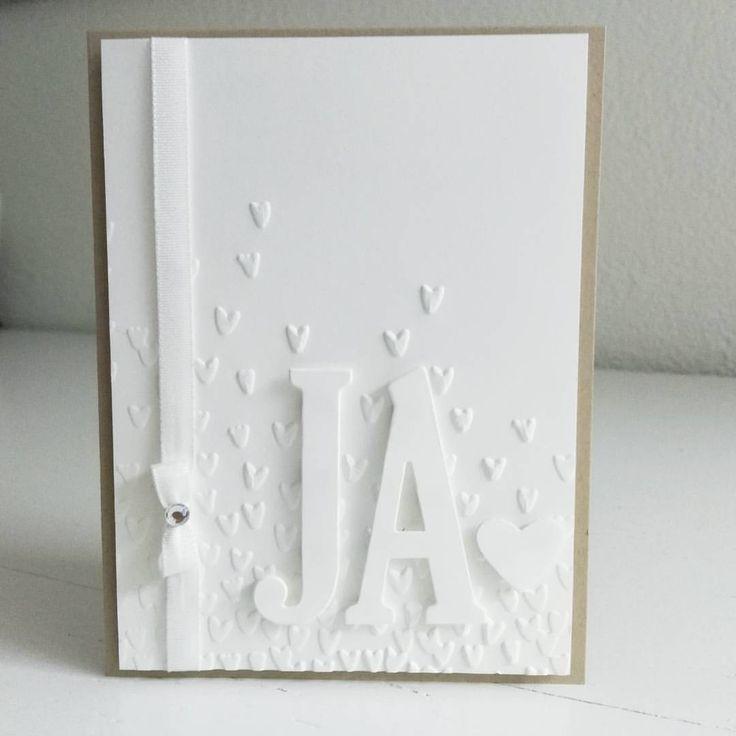 """Gefällt 14 Mal, 2 Kommentare - Maren Schicht (@maren_schicht) auf Instagram: """"Hochzeitskarte Nr. 4, diese Karte ist der Favorit vom zukünftigen Brautpaar  #blütenregen…"""""""