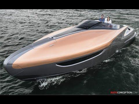VIDEO: 2017 Lexus Sport Yacht Concept