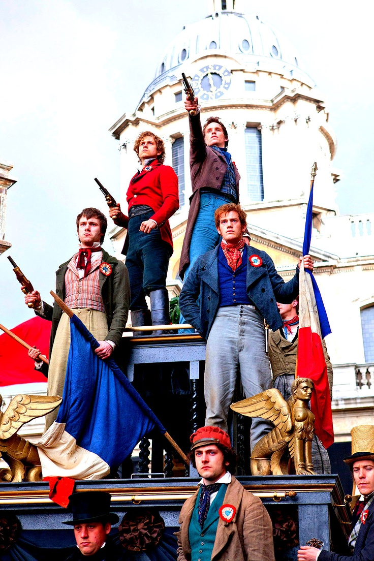 Les Miserables 2012 Barricade