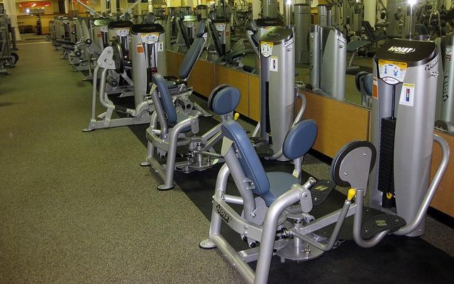 24Hour Fitness- Burbank, CA