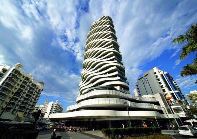 The Wave Skyscraper in Gold Coast, Australia