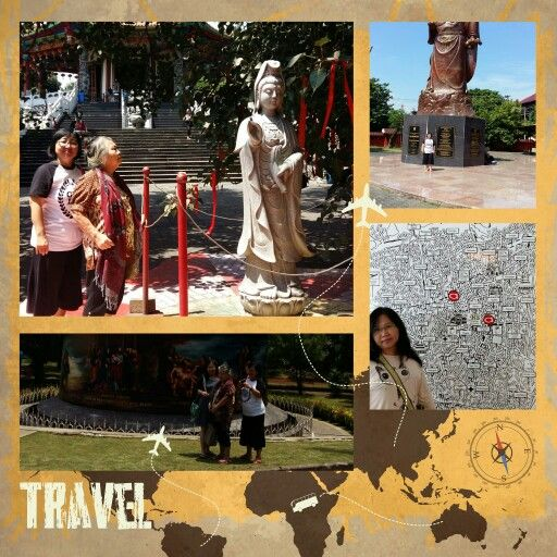 Family trip to ambarawa ..semarang ..center of java .. Indonesia