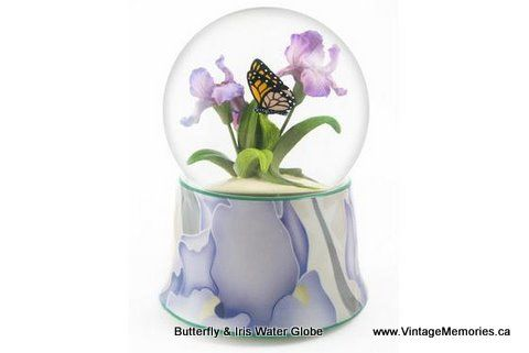 water globes snow globes | Frogs musical water globe (Tune: Singing in the Rain )