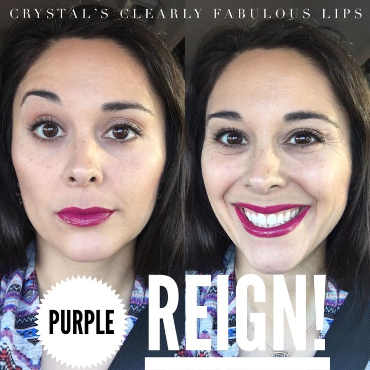 Purple Reign #Lipsense #crystalsfablips @crystalsclearlyfabulouslips