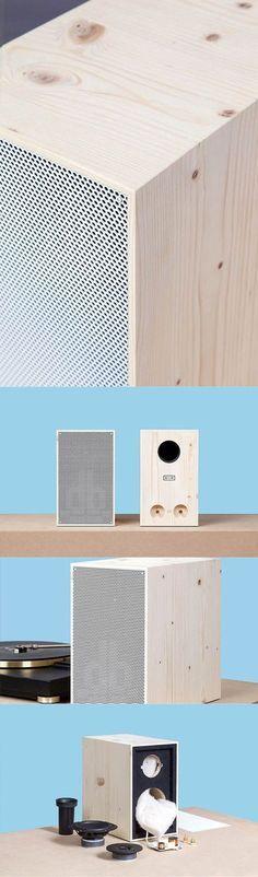 Neues Werkstatt NW3 Box / speaker / sustainable / Germany / 2013
