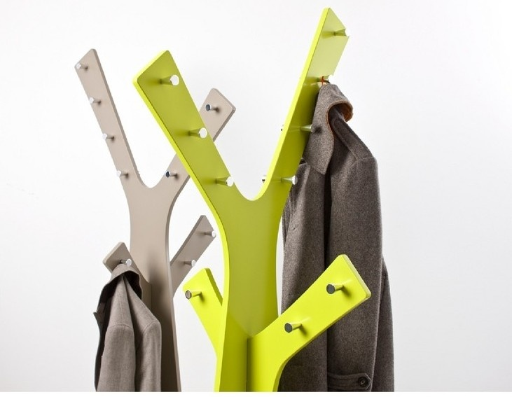 Tree Coat Stand by Robert Bronwasser for Cascando. Available from Stylecraft.