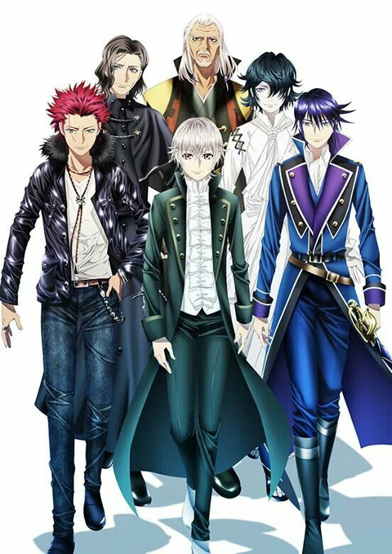 K project : Return of king