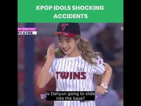 Kpop Idols Shocking Accidents Kpop Idol Kpop Youtube
