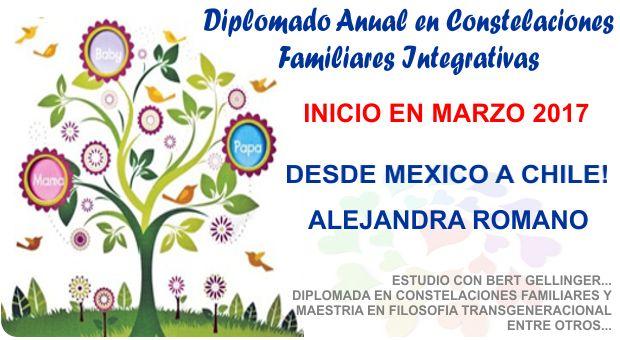 Diplomado Constelaciones Familiares Integrativas. #CentroRenaSer
