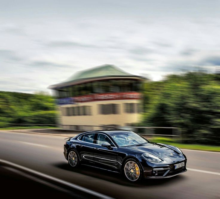 The twin-turbo V8 of the new Panamera Turbo develops 550 hp and propels the car from zero to 100 km/h in 3.6 seconds.  But defining a Porsche sports sedan solely on the basis of its impressive stats doesn't do the dynamic vehicle justice. Learn more about the countless driving innovations of this new model in Christophorus Online: http://po.st/dgK3rz    Combined fuel consumption in accordance with EU 6: Panamera Turbo: 9.4.-9.3 l/100 km, CO2 emissions: 214-212 g/km