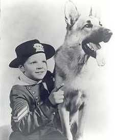 The Adventures of Rin Tin Tin (1954-1959) - every Saturday morning!
