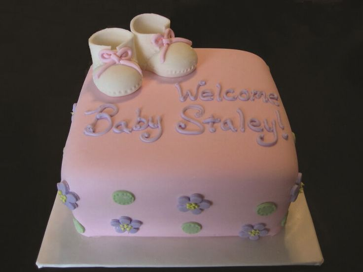 cake sayings for baby shower