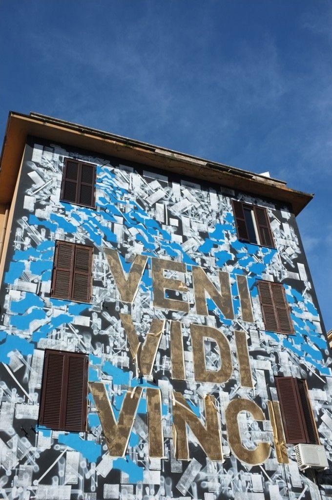 Lek & Sowat - 'Veni Vidi Vinci' in Roma