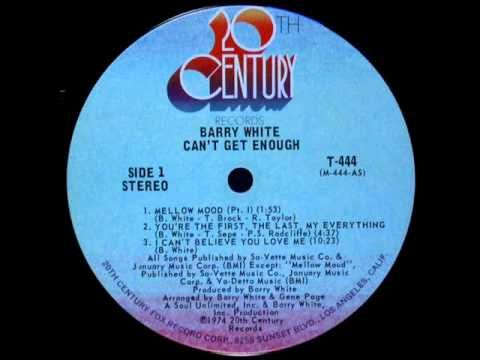 """BARRY WHITE / YOU'RE THE FIRST, THE LAST, MY EVERYTHING (1974) -- Check out the """"Super Sensational 70s!!"""" YouTube Playlist --> http://www.youtube.com/playlist?list=PL2969EBF6A2B032ED #70s #1970s"""