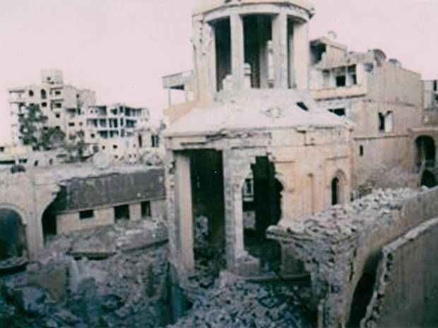 Syria: Islamic jihadists blow up church dedicated to victims of Armenian Genocide