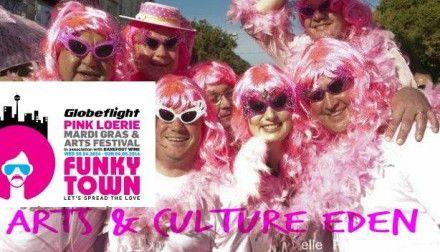 pink loeries