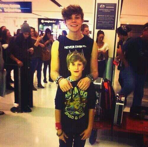 The Irwin brothers :)