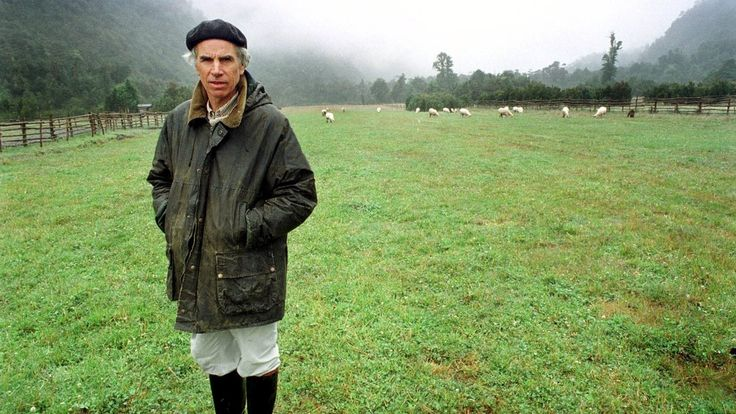 Douglas Tompkins, 72, North Face Founder, Dies in Kayaking Accident - NYTimes.com