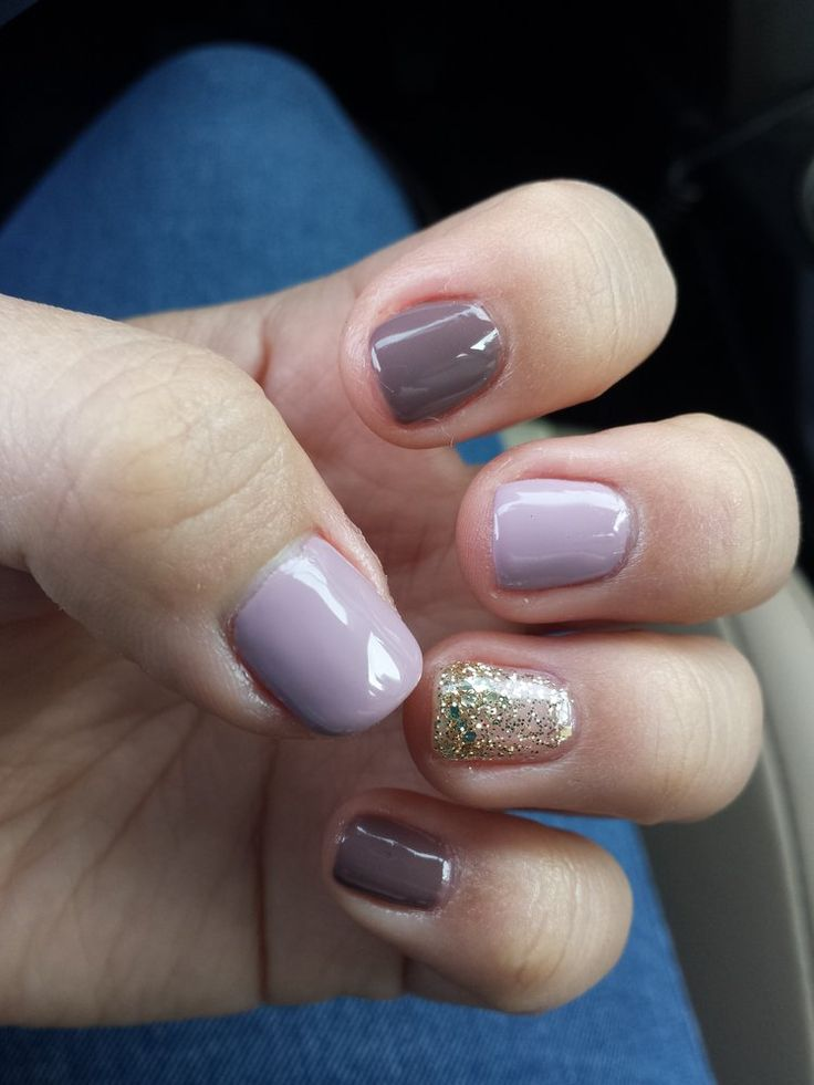 Best 25+ Short Gel Nails Ideas On Pinterest