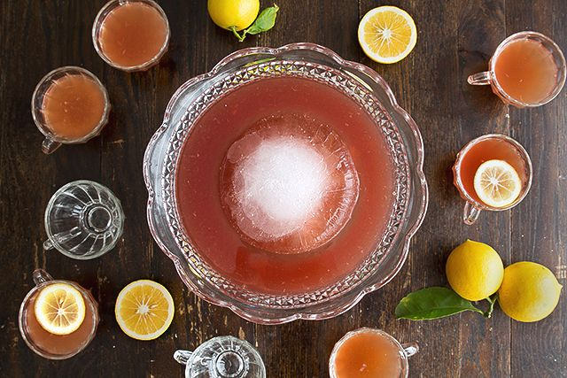 The Ultimate Thanksgiving Punch