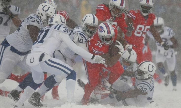 What the Bills' Run Game Must Look Like without LeSean McCoy