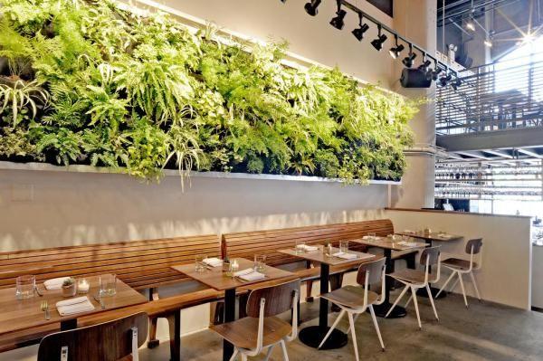 Atrium restaurant dumbo