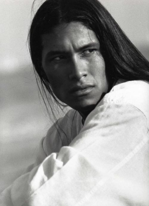 "Tristan Sage Man, a ""pure blood"" Cheyenne Native American man. Worked as a police officer off the reservation for some time before returning as a detective. Married a Czech woman named Ivanka Zahradka after helping her to learn English during his time as an officer."
