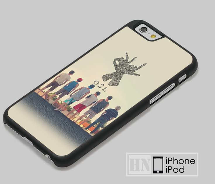 O2l Collage Hand Sign Samsung, iPhone, HTC One, LG Case