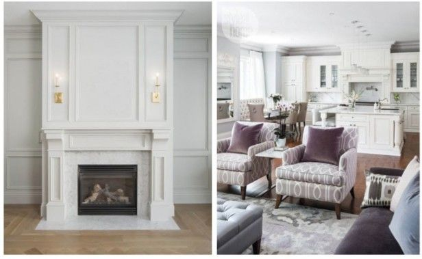 Should your Great Room Fireplace Relate to the Kitchen?