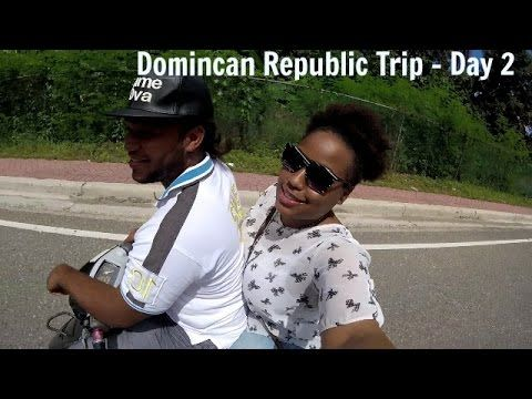 Please LIKE, SHARE AND SUBSCRIBE!  Dominican Republic trip 2016 - Day 2