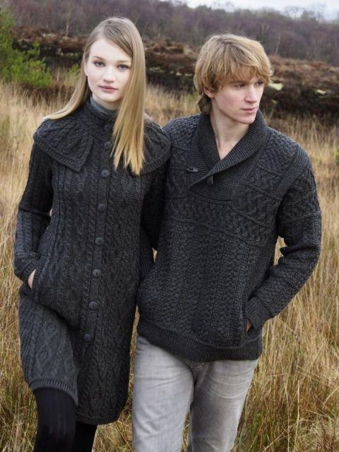 by Natallia Kulikouskaya for West End Knitwear, Ireland - Дизайнеры и бренды - Галерея - Knitting Forum.Ru