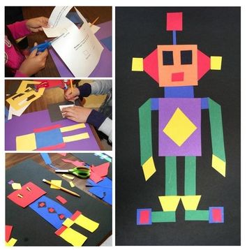 Project Based Learning Quadrilateral Robots