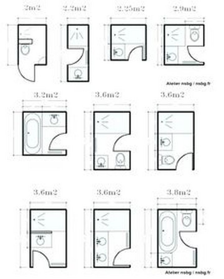 95 Nice Small Full Bathroom Layout Ideas 50 Small Bathroom