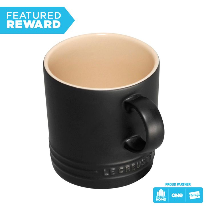 Le Creuset - Mug 350ml - Set of 8 #flybuysnz #695points #OFHNZ