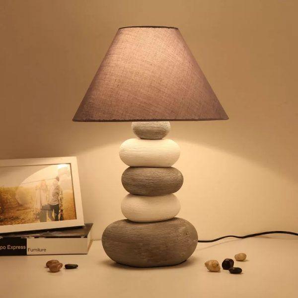 Lampe A Poser Zen Asiatique Voleta Lampe D Ambiance En 2020 Luminaire Chambre Lampes Salon Eclairage Du Salon