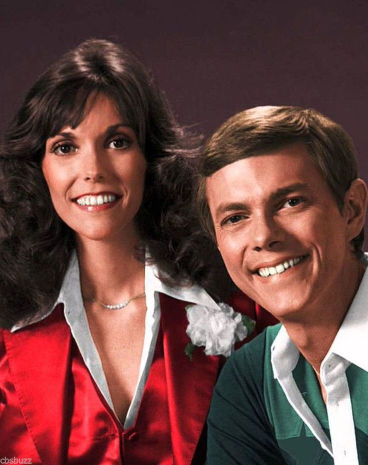The Carpenters, Karen and Richard - great soft hits! (MC Pittsburgh; MC Detroit; radio interview with Richard in Hollywood; played softball against both of them, their band, and crew in Detroit)